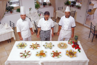 Sienna Restaurant in Paphos Chefs and Meals